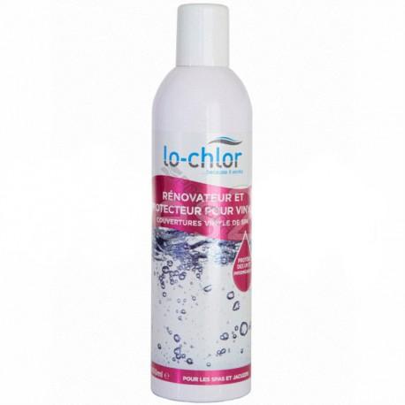 Rénovateur et protecteur pour vinyle lo-chlor