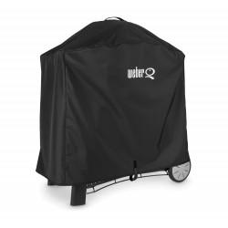 Premium housse pour barbecues Q 2000 et Q 3000 avec chariot