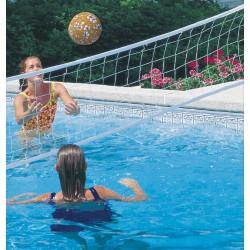 Filet de volley ball géant
