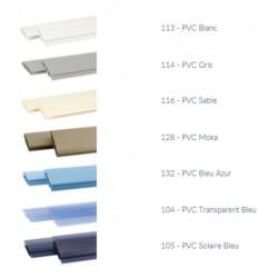 Volet PVC