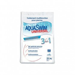 Sac de sel Aquaswim 3 en 1