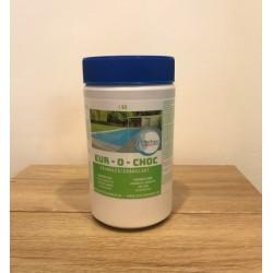 Chlore granulé 1KG