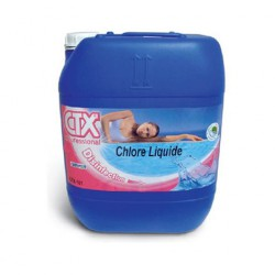 Chlore liquide multifonctions anti-tartre 20litres CTX 162