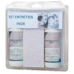 Kit innosoft nettoyant inox le petit baigneur blue - Trace de rouille sur inox ...