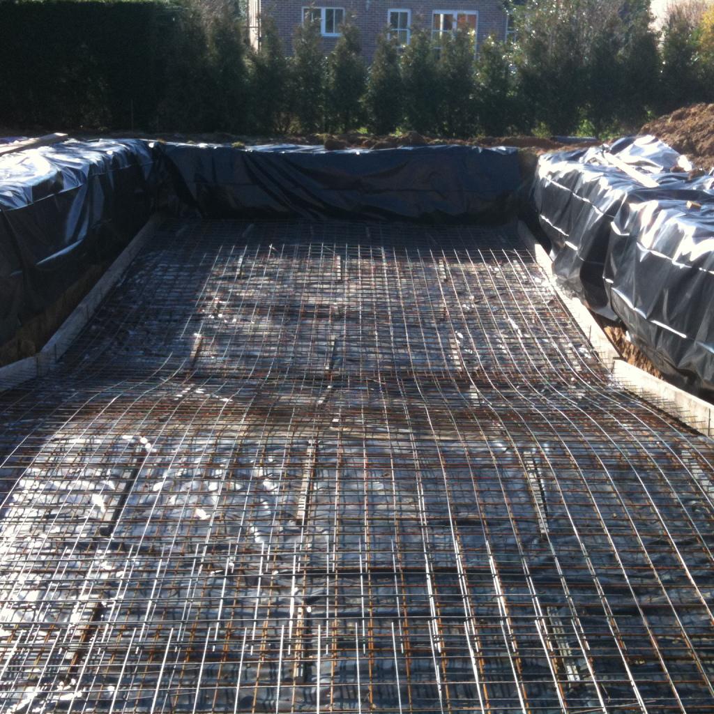 construction piscine le petit baigneur limal lasne. Black Bedroom Furniture Sets. Home Design Ideas