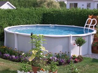 Piscine en kit le petit baigneur for Liner piscine vogue